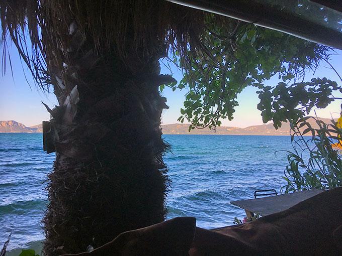 a hidden place, Lesvos, Greece